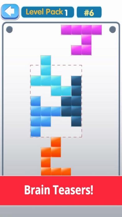 Block Brain Test! screenshot 2