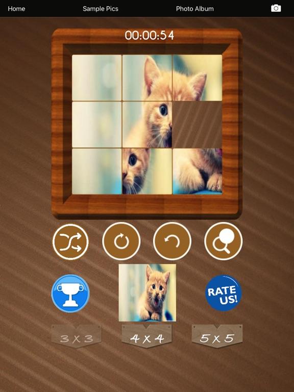 Sliding Puzzle : Slide Puzzles screenshot 6