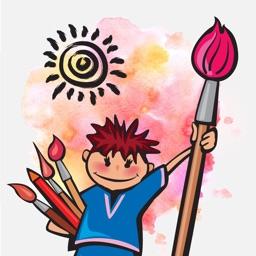 Drawing App For Kids Studio