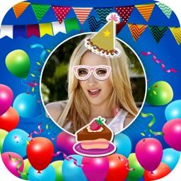 Happy Birthday Photo Frames HD !