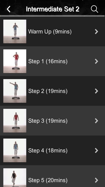 Step Dance Fitness screenshot-1