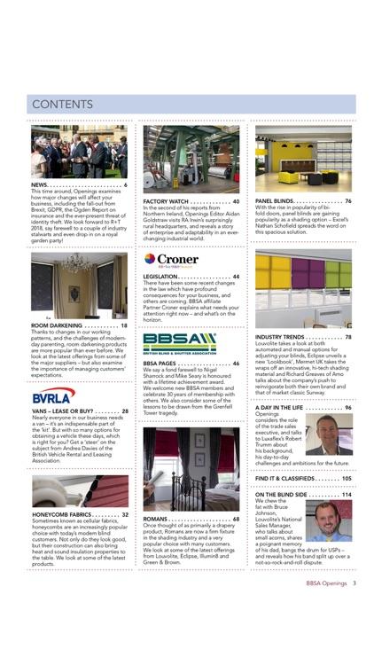 Openings Magazine