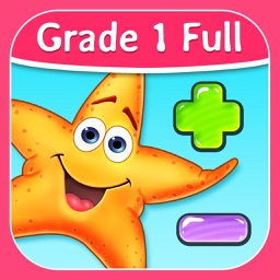 First Grade Splash Math Games