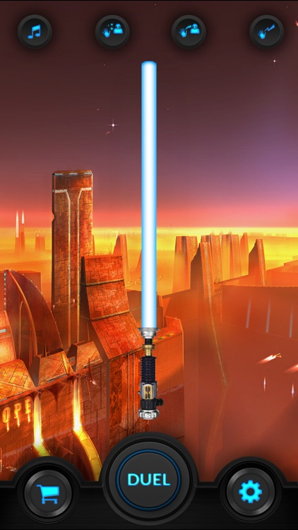 Lightsaber Duel screenshot-1