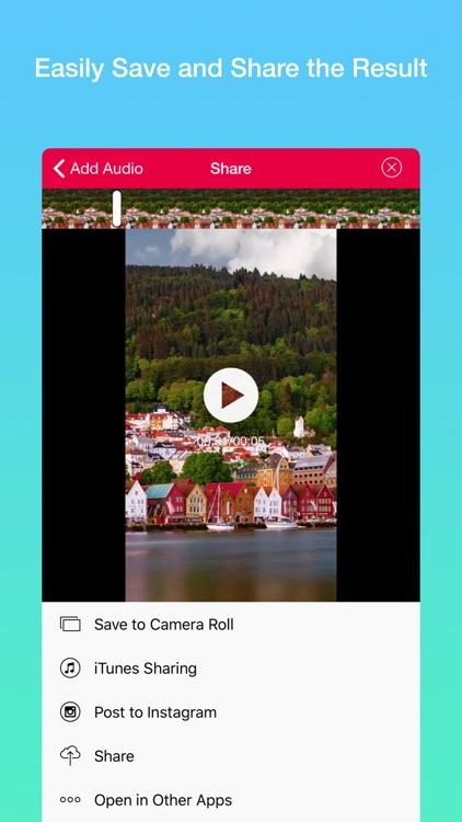 Audio Tool for Video screenshot-4