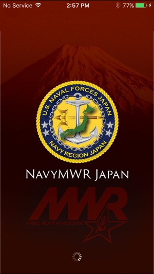 NavyMWR Japan on the App Store