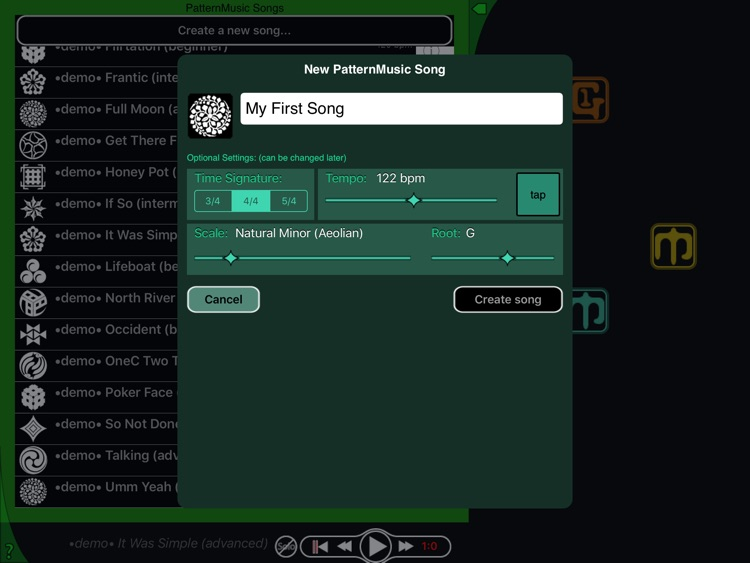PatternMusic MXXIV screenshot-3
