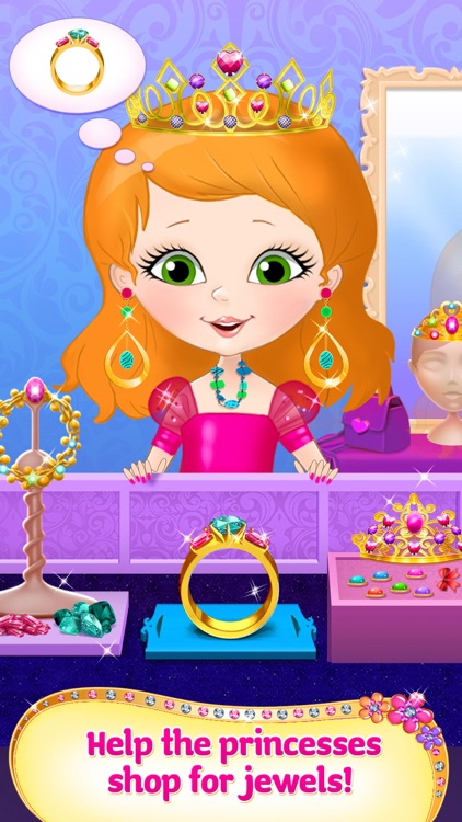 Princess Shiny Jewelry Shop