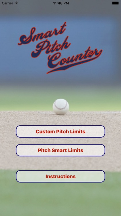 Smart Pitch Counter screenshot-0