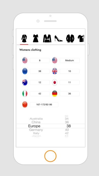 Size Converterfull Ver App Price Drops