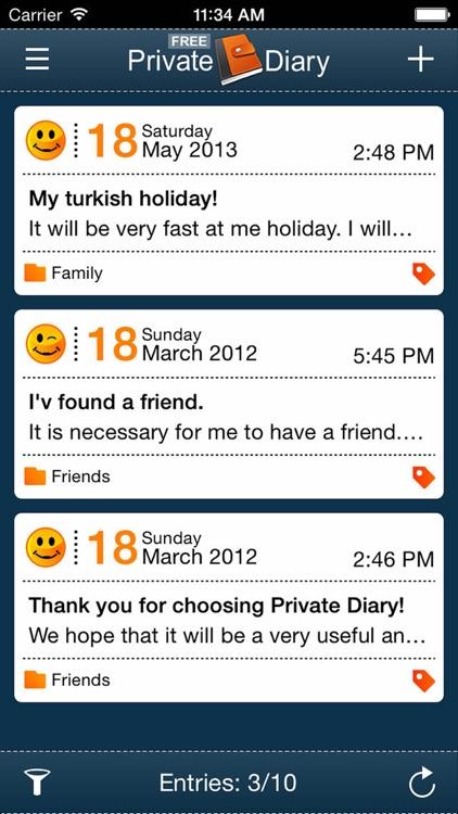 Private Diary Lite