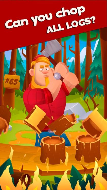 Timber Slash - Best Clicker screenshot-0