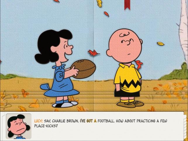 Great Pumpkin, Charlie Brown 4+