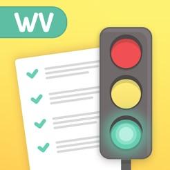 West Virginia DMV Permit test on the App Store