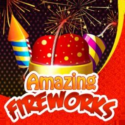 Amazing Fireworks Diwali 2018