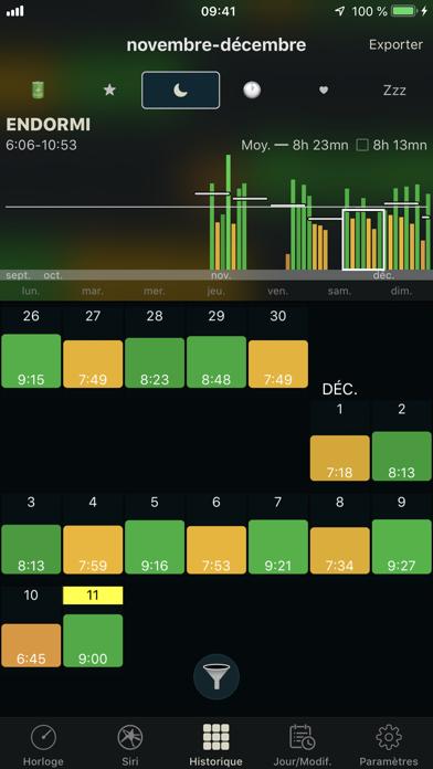 AutoSleep. Tracker de sommeil sur pc