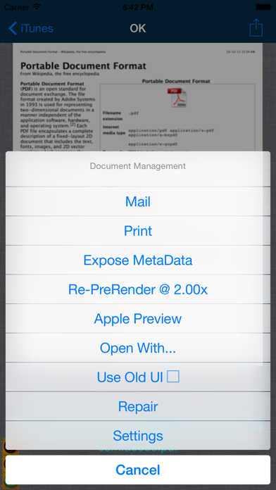 The Fastest Pdf Reader review screenshots