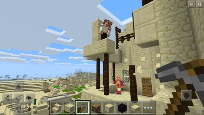 Screenshot for Minecraft in Germany App Store
