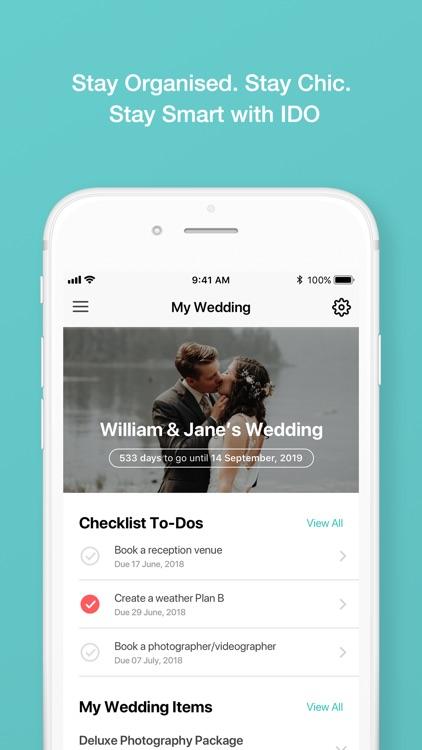 IDO - Wedding Planner