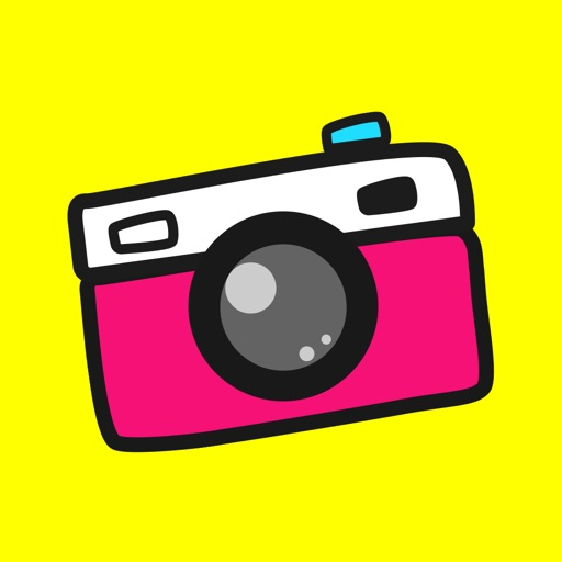 KaKa Camera -Selfie Filter Cam iOS App
