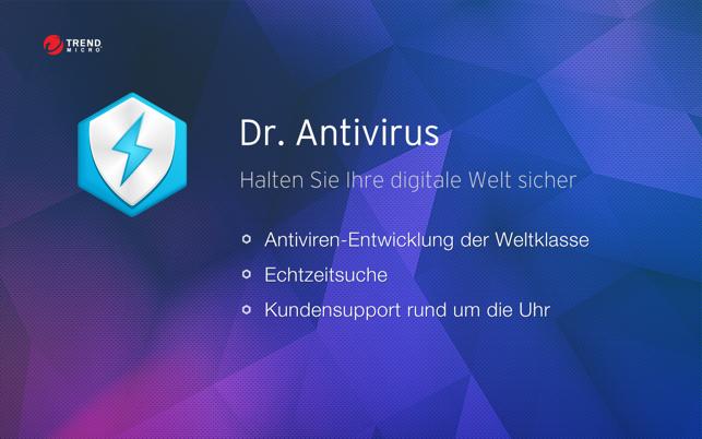 Dr. Antivirus: Remove Malware Screenshot