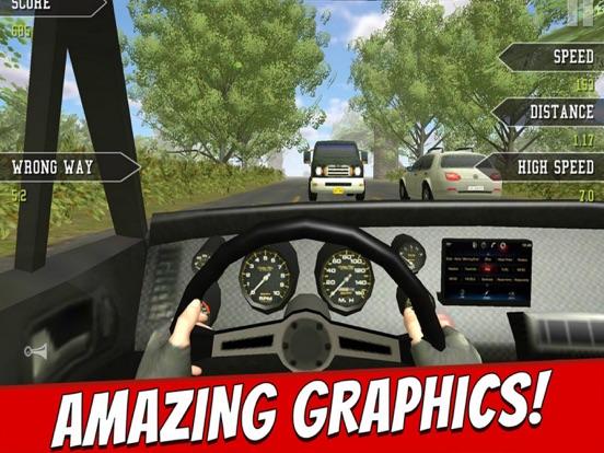 Traffic Driver Car Pro screenshot 6