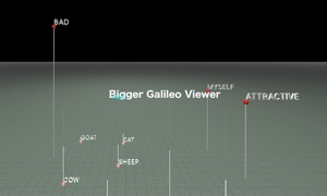 Bigger Galileo Viewer
