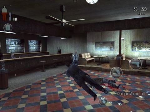 Max Payne Mobile Скриншоты7