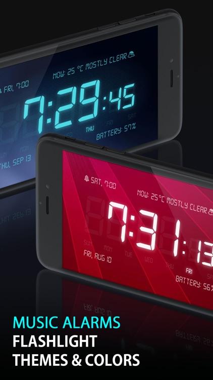 Alarm Clock - My Music Alarms