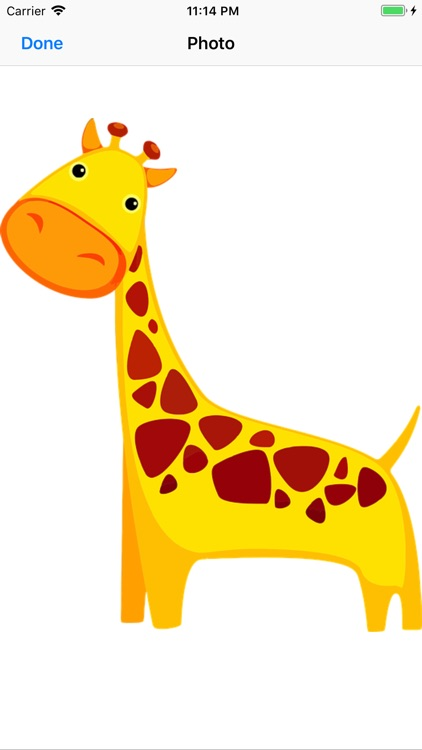 My Giraffe Sticker Pack screenshot-3
