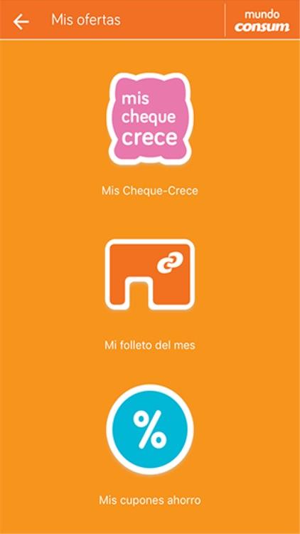Mundo Consum Cupones Descuento screenshot-3