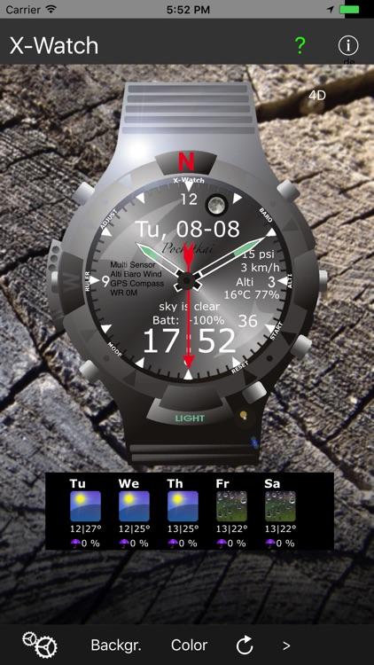 X-Watch screenshot-3
