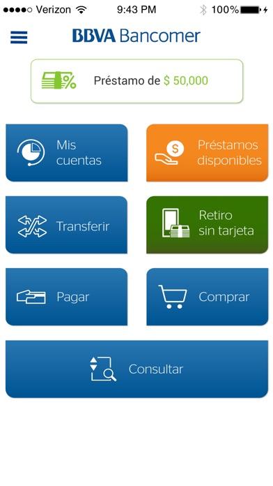 Bbva México Bancomer Móvil苹果商店应用信息下载量评论