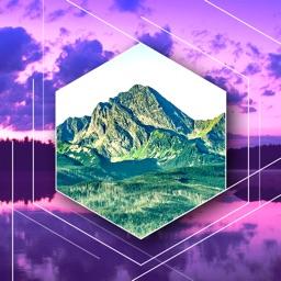 Polyscape Picture Editor