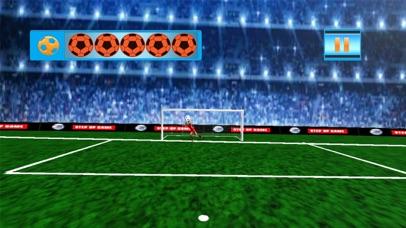 Goal Keeper Football Penalty screenshot 3