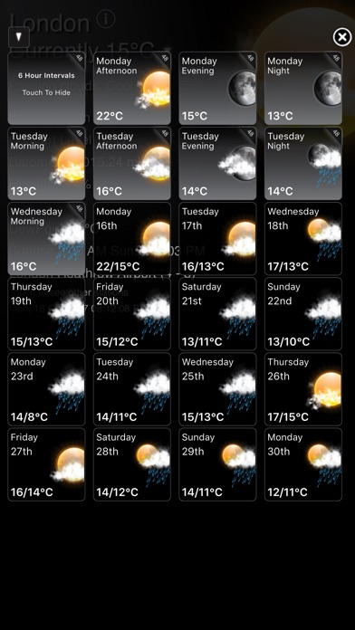 Fizz Weather screenshot1