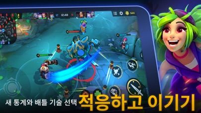 Planet of Heroes - MOBA 5v5 for Windows