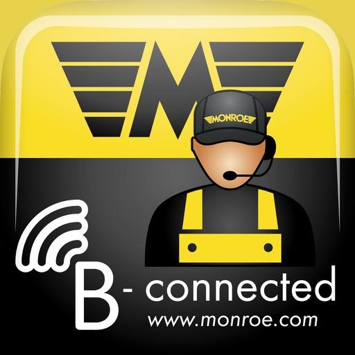Monroe B-Connected iOS App