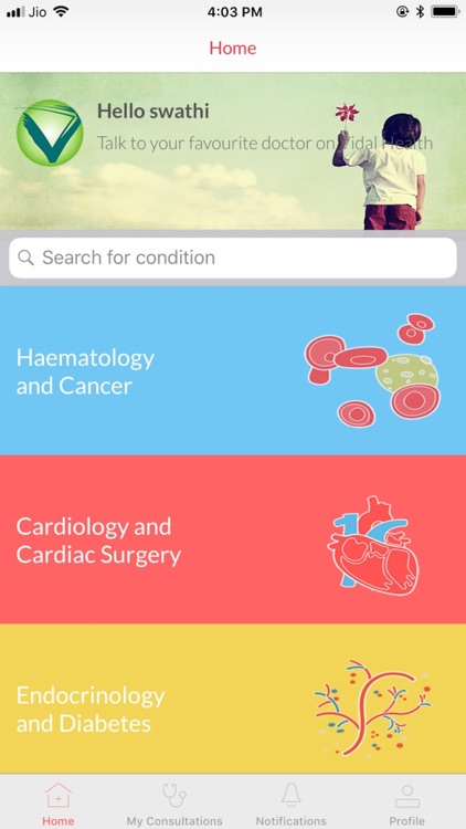 Vidal Health App screenshot-2