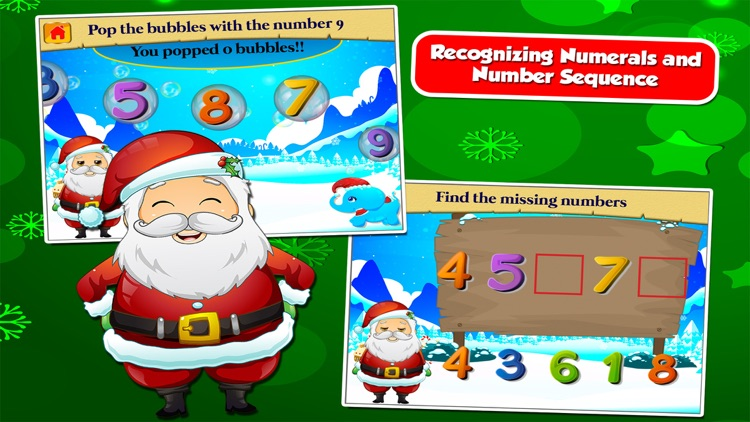 Santa Kindergarten School screenshot-3