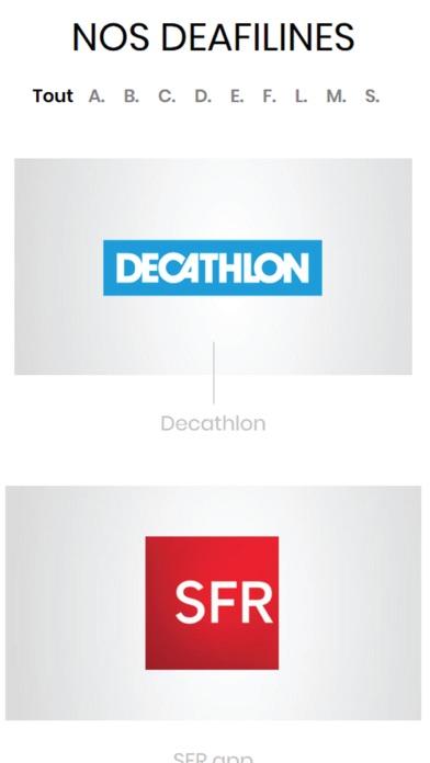 download Deafiline apps 0