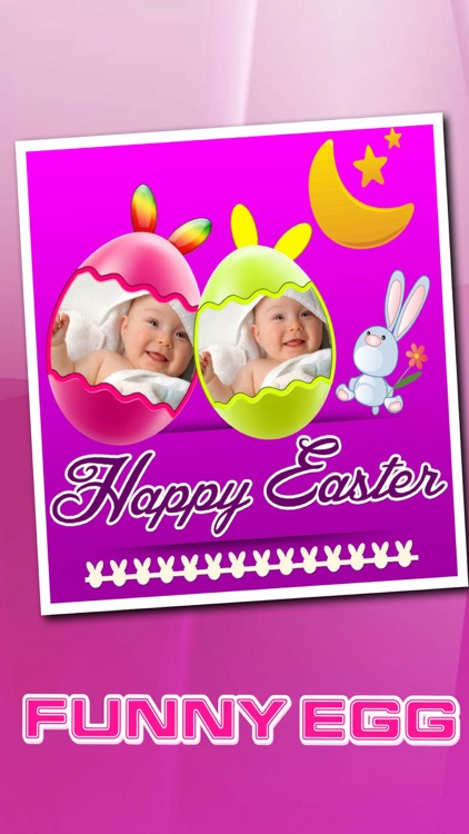 Easter Picture Frames Stickers screenshot-3