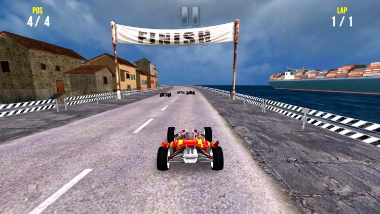Racing Pro screenshot-3