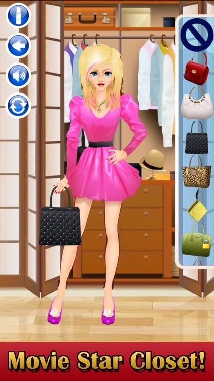Movie Star Makeover & Salon screenshot-4