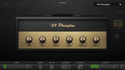 BIAS FX - Guitar Amp & Effectsのスクリーンショット