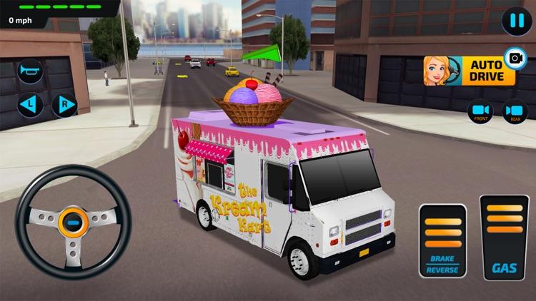 Food Truck Rush