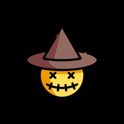 Cute Halloween Stickers Pro