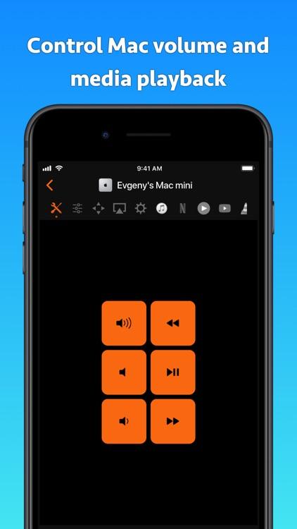 Remote Control for Mac screenshot-0