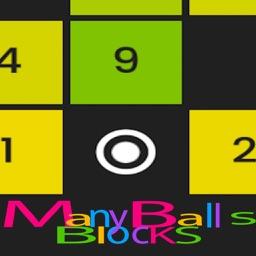 Many Balls - Blocks
