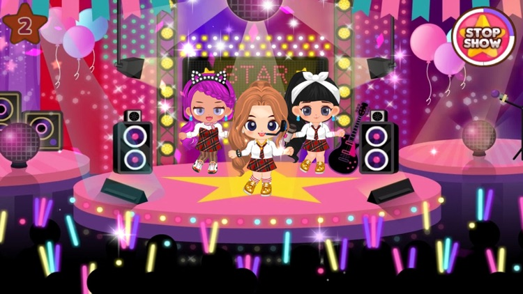 Princess Fashion Show - Dress UP Games